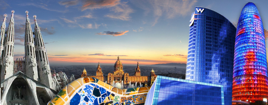 El destino europeo preferido por los rusos catalu a for Hoteles familiares en barcelona ciudad