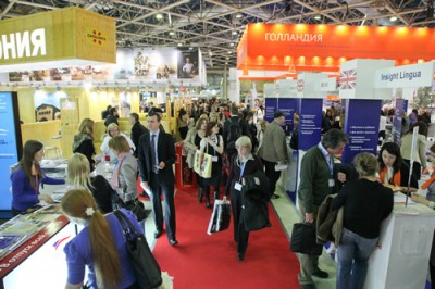 Participación de España en la feria internacional de turismo MITT 2013 celebrada en Moscú